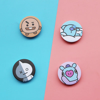 BT21 Phone Holder Popsocket
