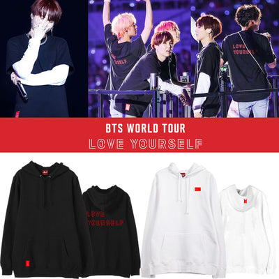 [ Buy 1 Get 1 For FREE ] BTS Tour Shirt