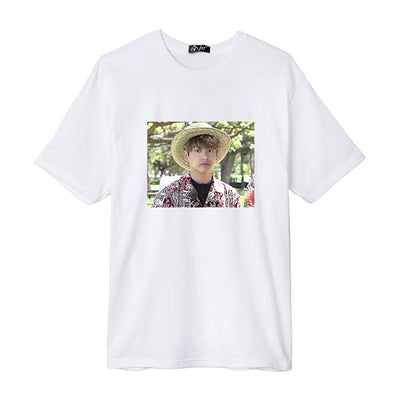 [ Buy 1 Get 1 For FREE ] BTS Jung Kook + V + Jimin Printed Tshirt