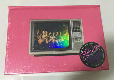 SNSD Holiday The 6th Album Photobook
