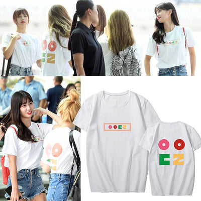 TWICE IDOL ROOM T-shirts