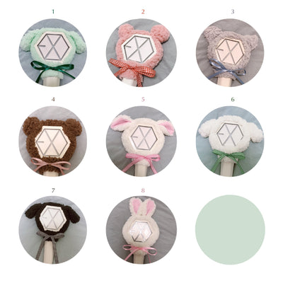 EXO Light Stick Head Cover
