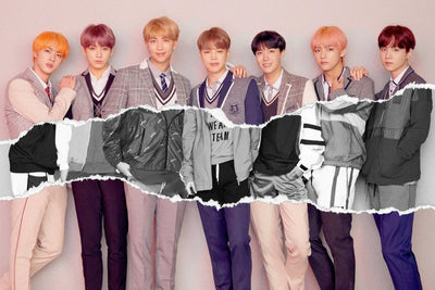 "BTS LOVE YOURSELF ""Answer"" Album"