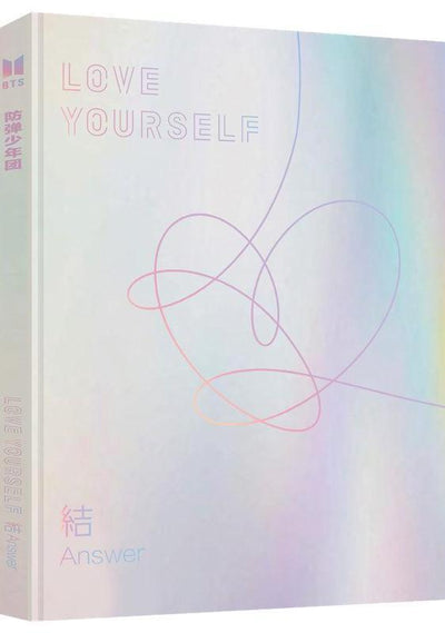BTS Army Box ( Limited Answer Version )