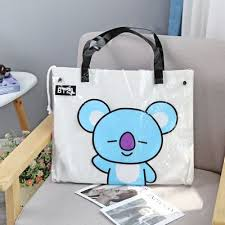 BT21 PVC Cute Bag