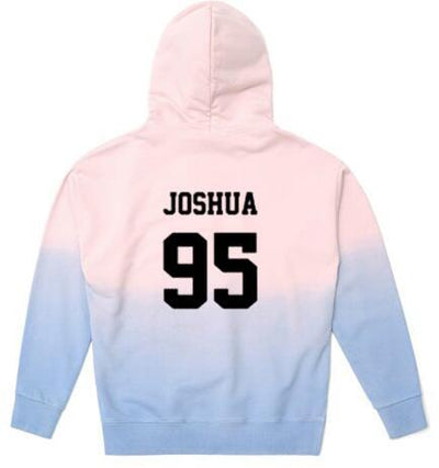 SEVENTEEN Rose Quartz SWEATSHIRT
