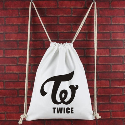 TWICE Bucket Backpack