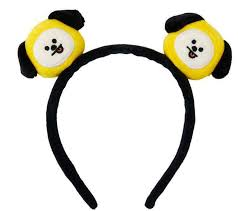 BT21 Cute Plushy Character Headband
