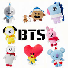 BT21 Winter Plush Doll