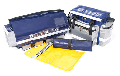 Tuff Tool Bags - To be as functional, heavy duty, affordable and safe to use as could possibly be.