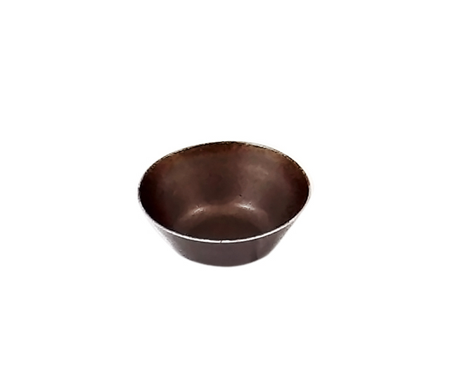 Petit fours form m. non-stick belægning, dyb rund