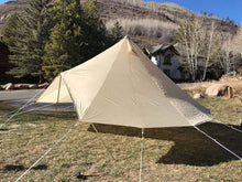Sibley canvas tent cover