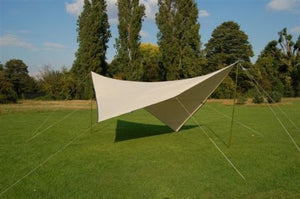 canvas tent luifel