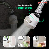 360° Rotatable Faucet Spray Head