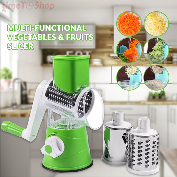 Multi-Functional Vegetables & Fruits Slicer