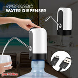Automatic Water Pump Dispenser