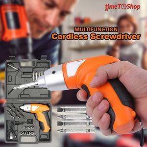 CORDLESS SCREW DRIVER