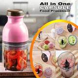 All in One Capsule Food Processor