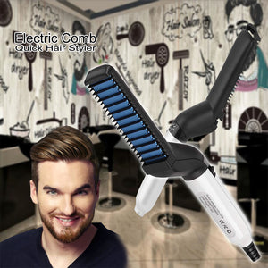 Electric Comb Quick Hair Styler