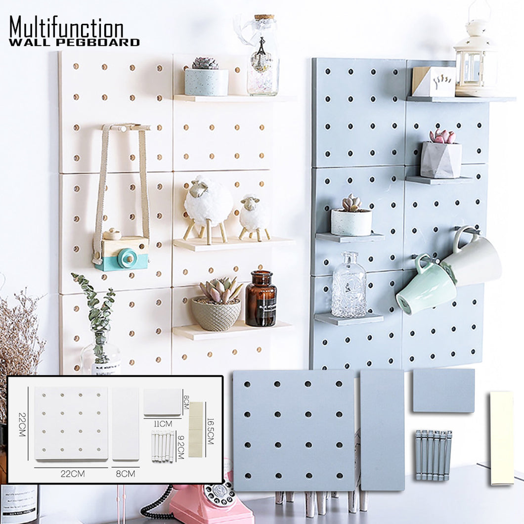 Multifunctional Wall Pegboard