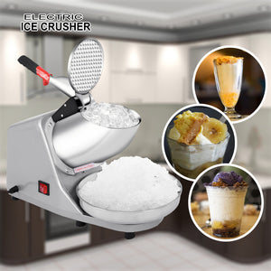 Ice Electric Crusher Machine