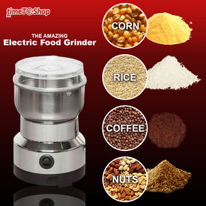 ELECTRIC SPICE GRINDER (NEW RELEASE)