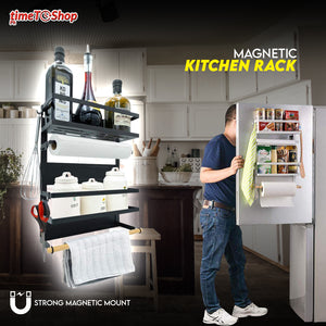 MAGNETIC KITCHEN RACK