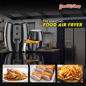 AMAZING FOOD AIR FRYER