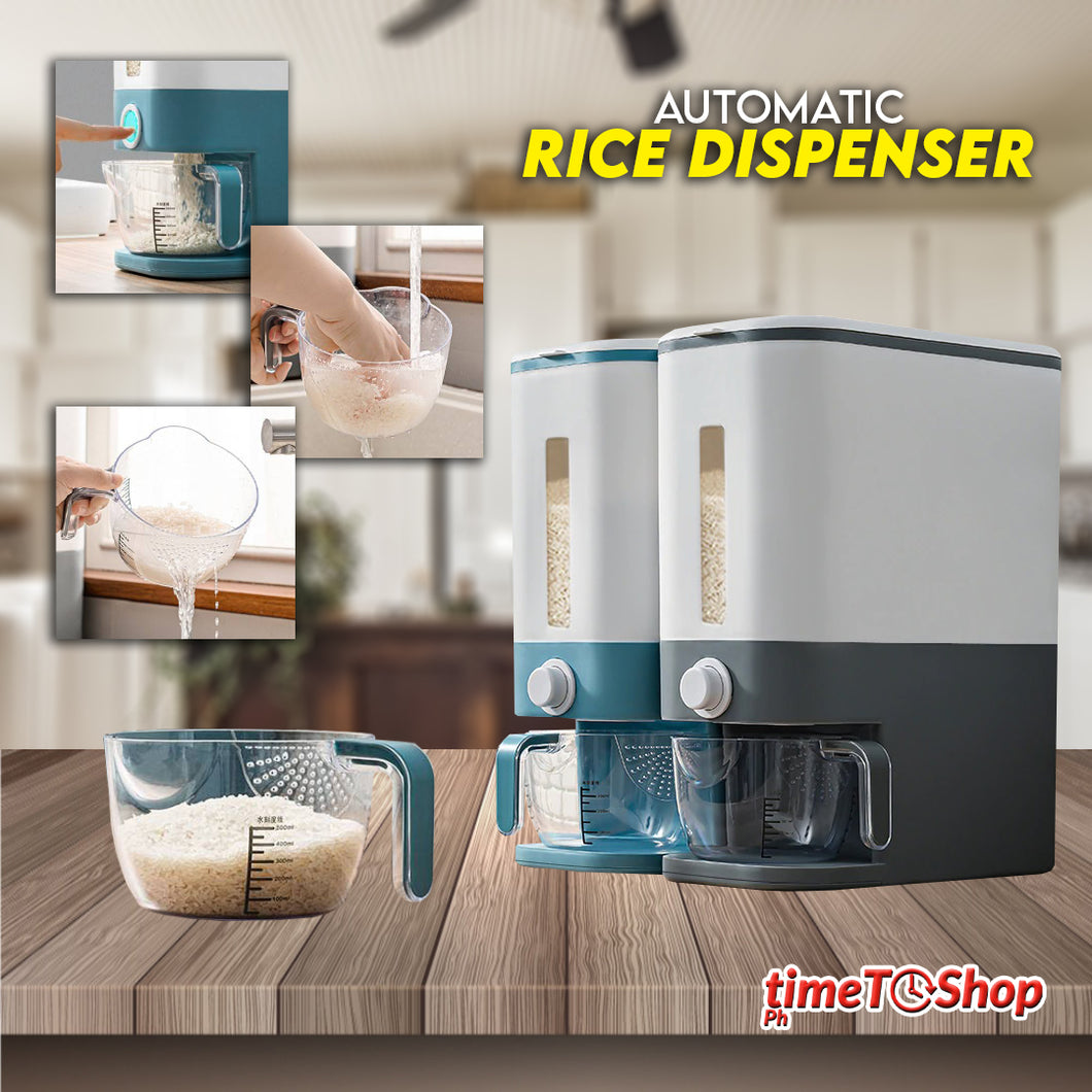 AUTOMATIC RICE DISPENSER
