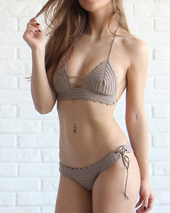 Acai Crochet Bra Top