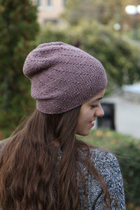 lightweight slouchy hat