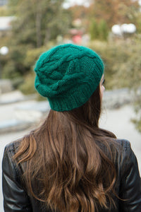 Warm And Fluffy Slouch Beanie Hat