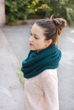 hand knit large wool scarf
