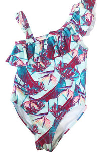 Girls Birds of Paradise One Piece