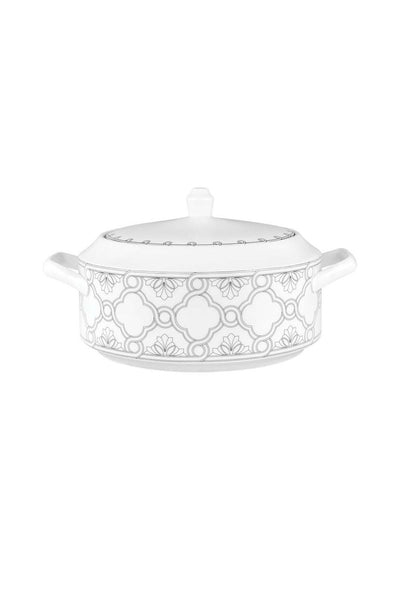 Dynasty Casserole with Lid, 3.8 L