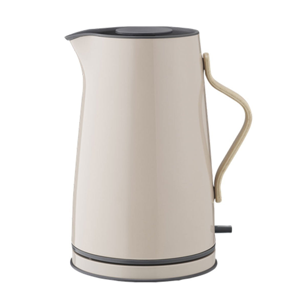 Stelton Emma Electric Kettle - 1.2L Nude Colored Steel