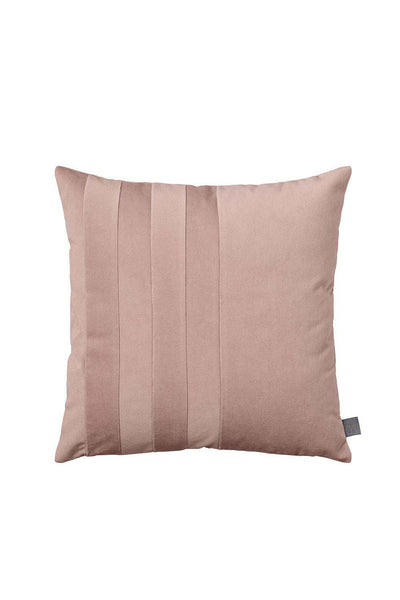 Sanati Velvet Cushion, Rose, 50x50 cm