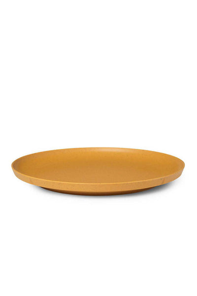 Grand Cru Take Plate, Set of 2, Ochre