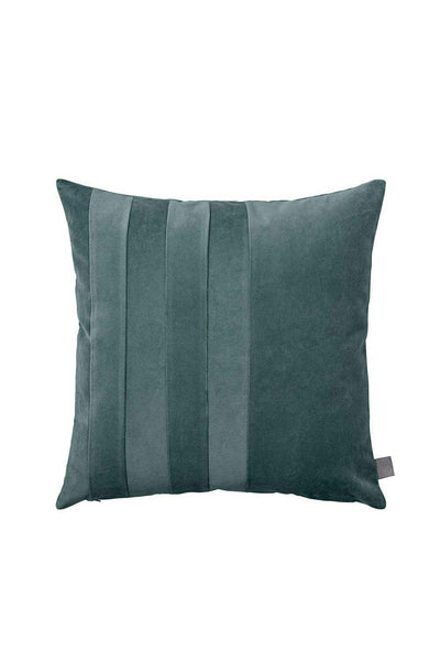 Sanati Velvet Cushion, Dusty Green, 50x50 cm