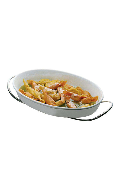 Fire & Ice Oval Pasta Bowl (Keeps hot/cold)