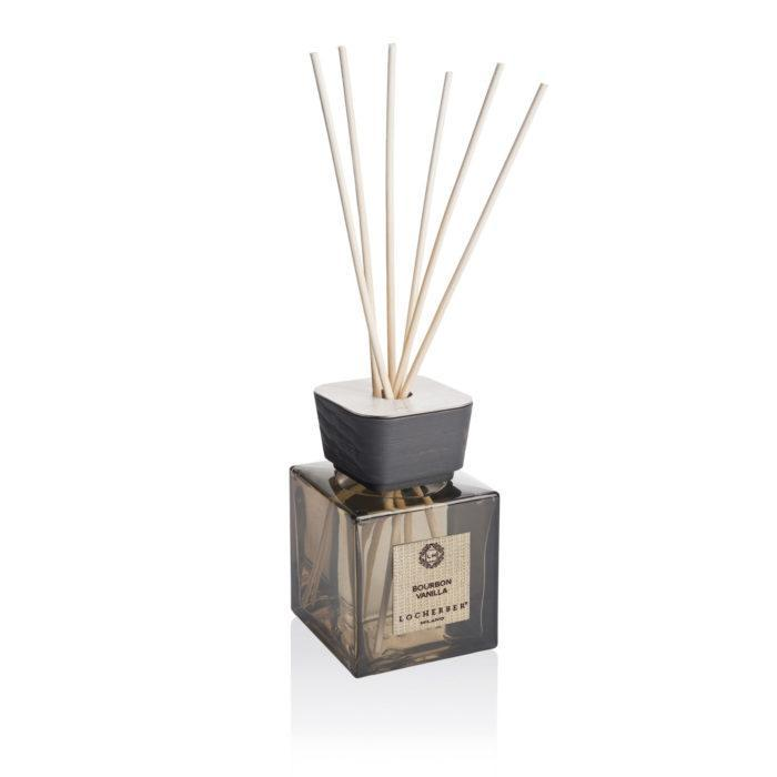 Locherber Milano Bourbon Vanilla-Diffuser Sticks Ml.250