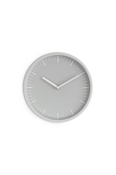 Day Wall Clock, 28 cm, Light Grey