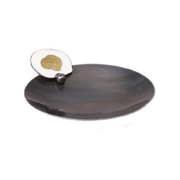 Ozlem Tuna Drop Brass Bowl