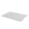 Aria Acrylic Placemat, 55 x 35 cm - Silver