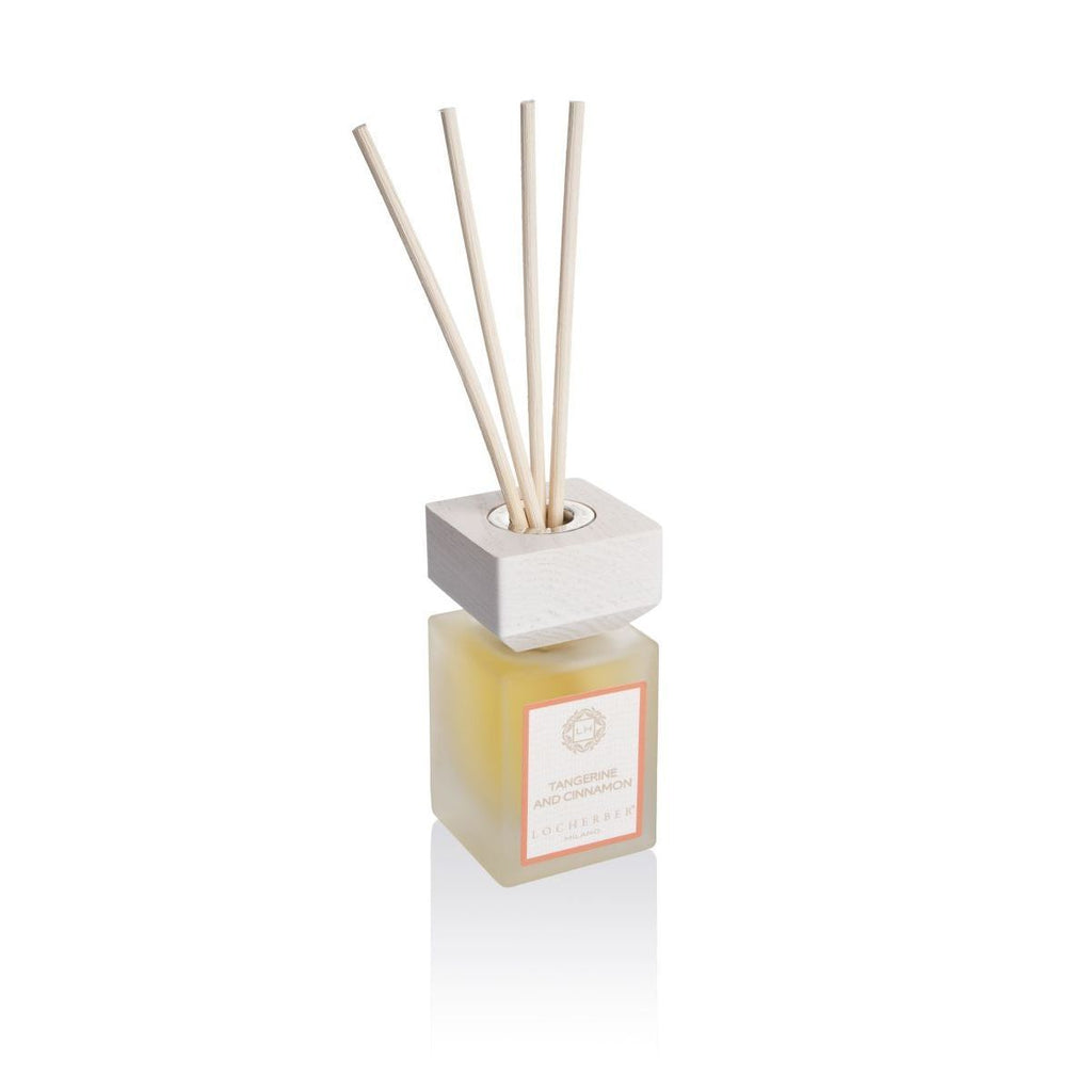 Locherber Milano Tangerine And Cinnamon-Diffuser Sticks, 500 ml