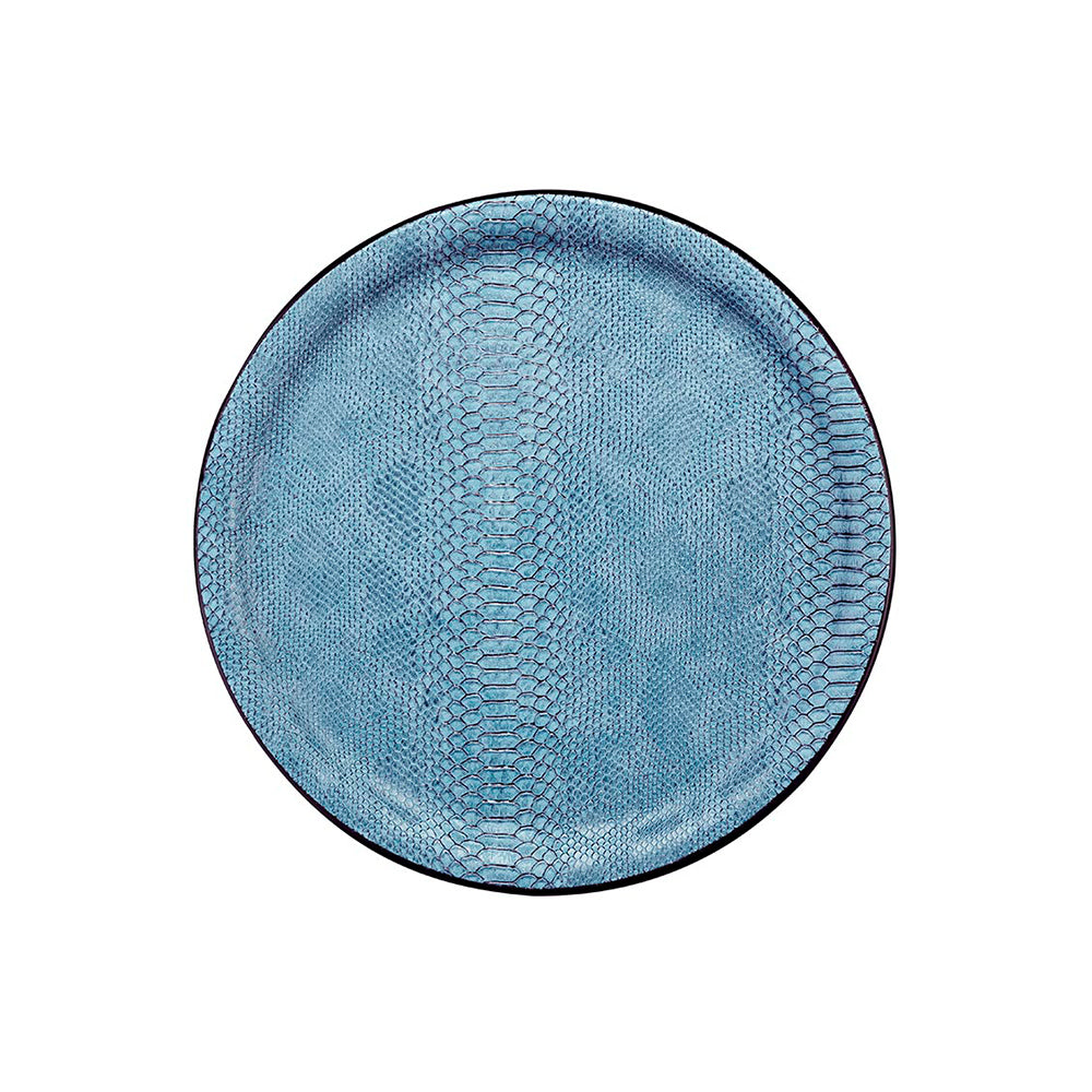 Roulette Small Tray, Ø36 cm - Sky Blue