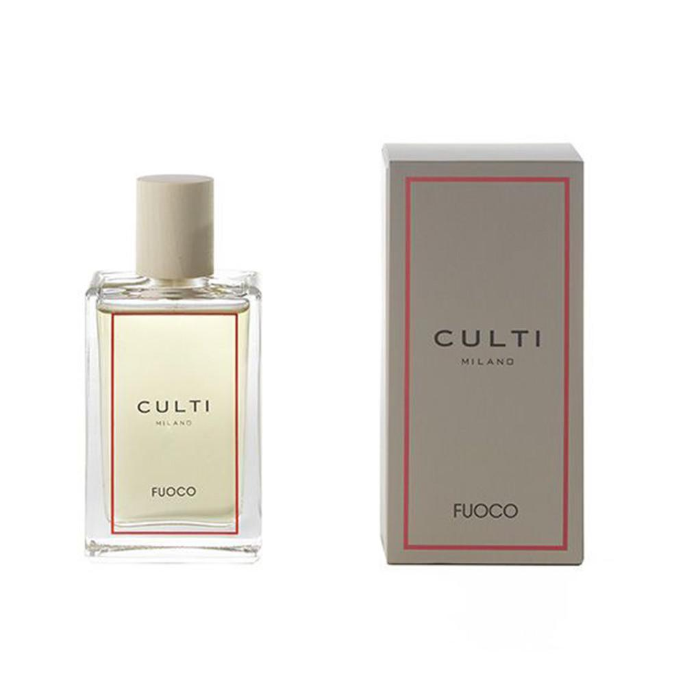 Culti Room Spray Fuoco, Spices and Patchouli, 100Ml