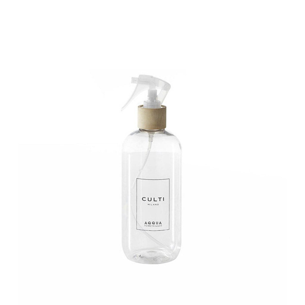 Culti Diffusers Trigger Aqqua, Bergamot and Sandalwood, 500Ml