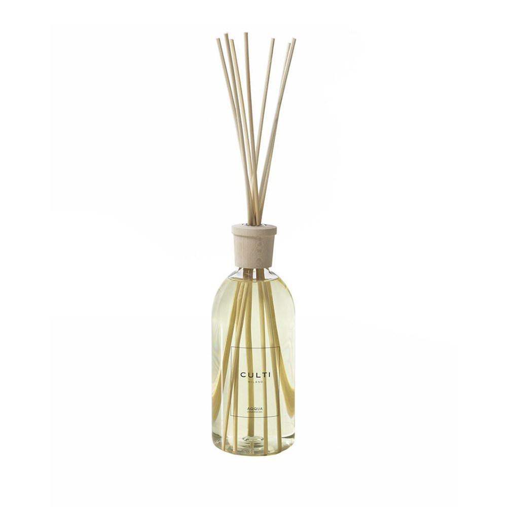 Culti Diffusers Welcome Diffusore Aqqua, Bergamot and Sandalwood, 990Ml