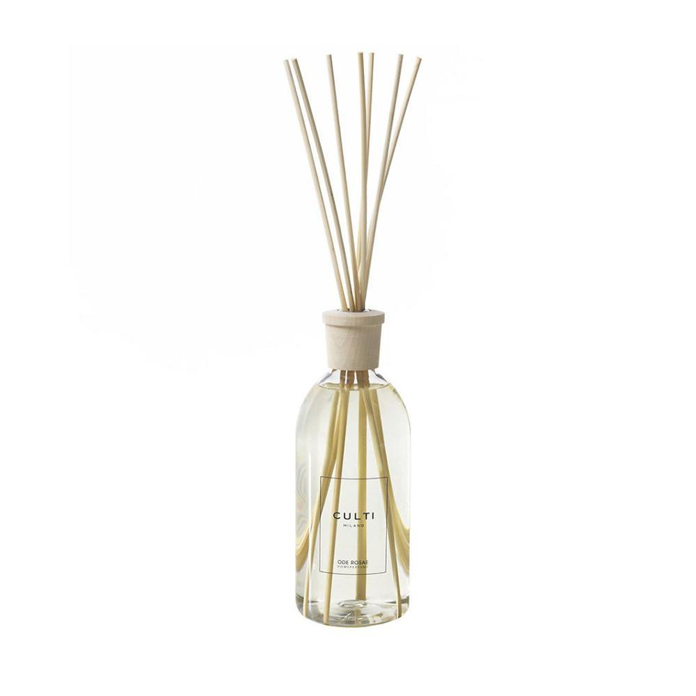 Culti Diffusers Welcome Diffuser Oderosae, Moroccan Rose and Osmanthus, 990Ml